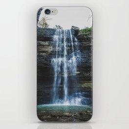 Cornelius Falls iPhone Skin