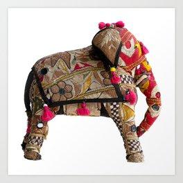 ElephanTribe Art Print
