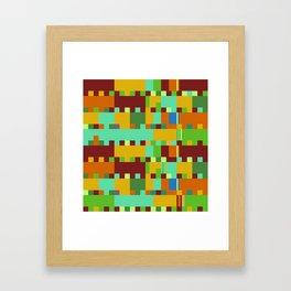 Chopin Fantaisie Impromptu (Intense Colours) Framed Art Print