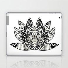 Tangled Lotus Laptop & iPad Skin
