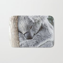 Sleeping Koala Bath Mat