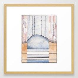 """Gordon Belot, """"Background Independence"""" Framed Art Print"""