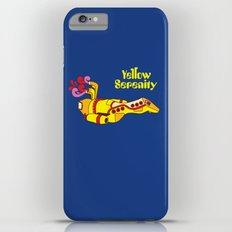 Yellow Serenity iPhone 6 Plus Slim Case