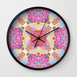 Mix&Match  Spring Love 01 Wall Clock