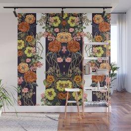Floral Crossings 02 Wall Mural