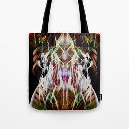 Sagg-Unicorn  abstract art Tote Bag