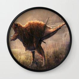 2016 Tyrannosaurus Rex Restored Wall Clock