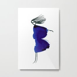 How to be a girl #12 Metal Print