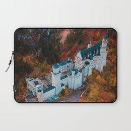 Neuschwanstein Castle in Schwangau, Germany Laptop Sleeve