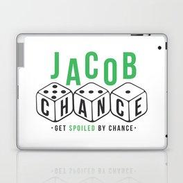 Jacob Chance Laptop & iPad Skin