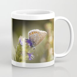 Butterfly on the spot Coffee Mug