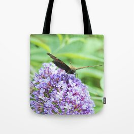 Butterfly X Tote Bag