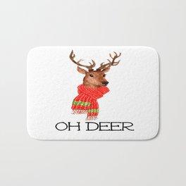 Oh Deer Bath Mat