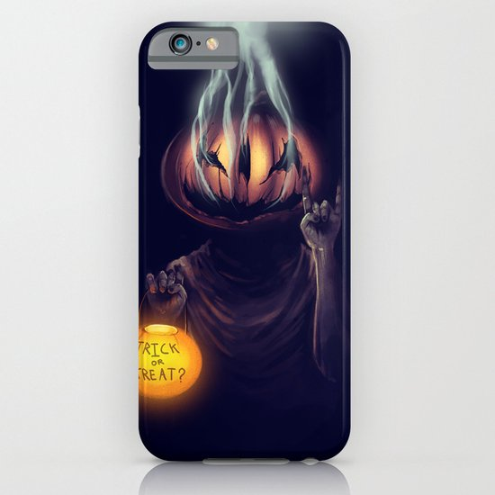 Trick or Treat iPhone & iPod Case