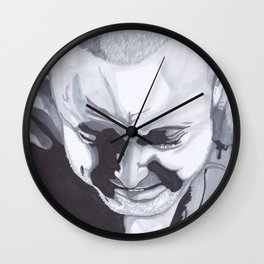 I almost killed you  Wall Clock