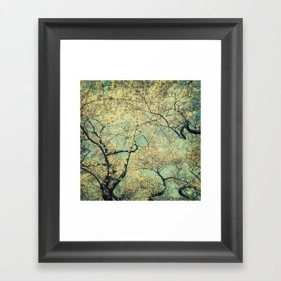 A Wild Peculiar Joy Framed Art Print