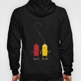 party couple Hoody