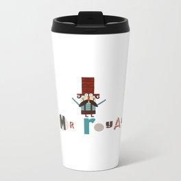 Mr.Royal Metal Travel Mug