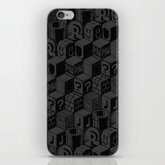 SUPER MARIO BLOCK-OUT! iPhone Skin