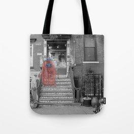 Unseen Monsters of New York - Raconteur Kibitzer Tote Bag