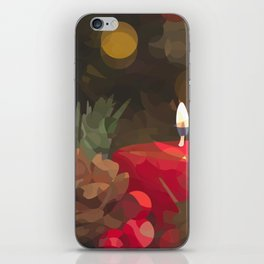 Holiday Warmth iPhone Skin
