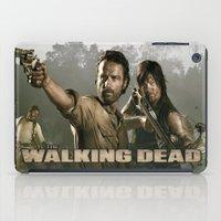 walking dead iPad Cases featuring Walking Dead by store2u