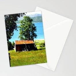 Arctic Beach Stationery Cards