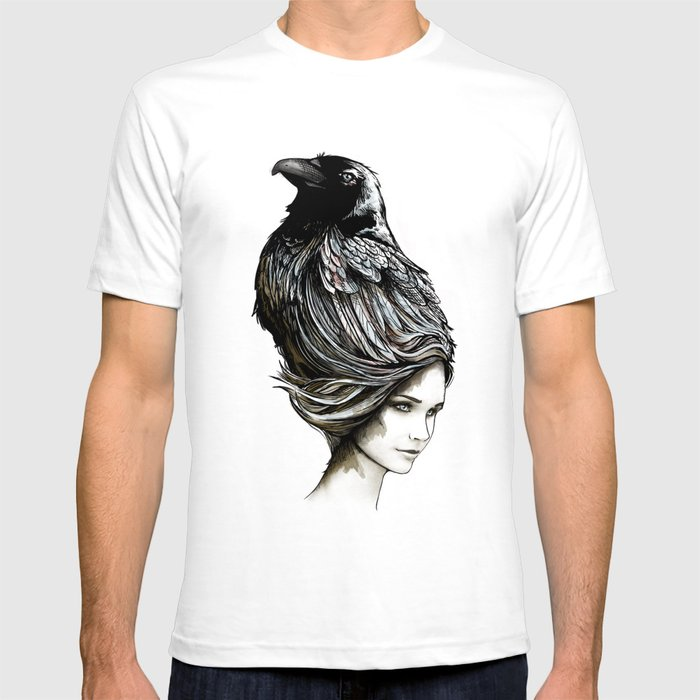 Raven Haired T-shirt