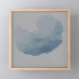 Dare to Dream - Cloud 49 of 100 Framed Mini Art Print