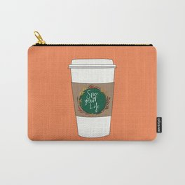 Pumpkin Spice Your Life Carry-All Pouch