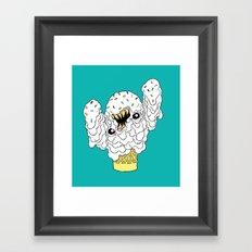 The Ice Cream Man Framed Art Print