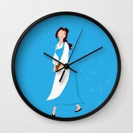 I Want Adventure Wall Clock