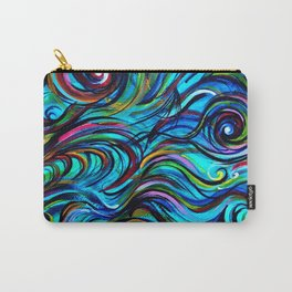 Aquatic Love Thoughts Carry-All Pouch