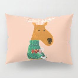 Hot Coffee Pillow Sham