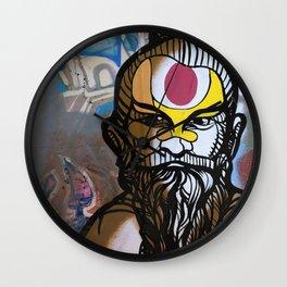 Jai Guru Deva, Om Wall Clock