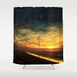 Beautiful landscapes Shower Curtain