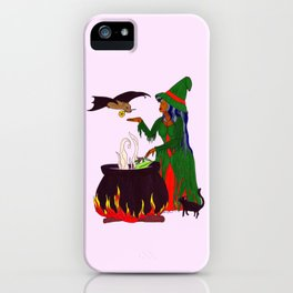 Boil and Bubble iPhone Case