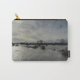 Flooded River Carry-All Pouch