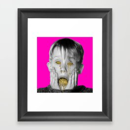 Kevin Framed Art Print