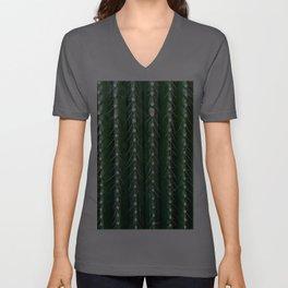 Prickly Unisex V-Ausschnitt