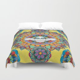 Mandowla Duvet Cover