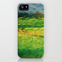 Division Landscape iPhone Case