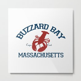 Buzzard Bay. Cape Cod Metal Print