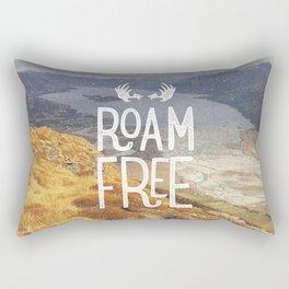 Roam Free NZ Rectangular Pillow