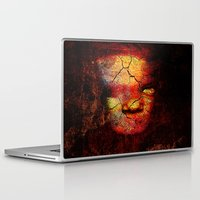 zombie Laptop & iPad Skins featuring Zombie by Ganech joe