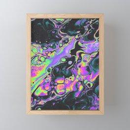 AMNESIA Framed Mini Art Print
