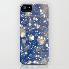 Snow iPhone (5, 5s) Slim Case