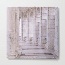 The halls of marble Metal Print