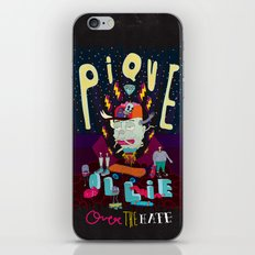 ollie iPhone & iPod Skin