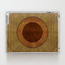 """""""Golden Circle Japanese Vintage"""" Laptop & iPad Skin"""